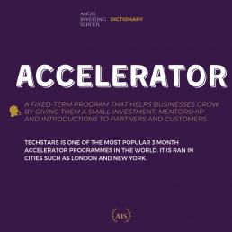 Accelerator Definition