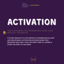 Activation Definition