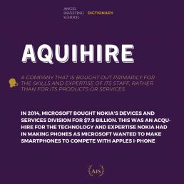 Aquihire definition