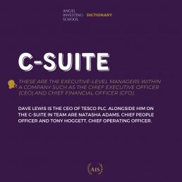 C-Suite Definition